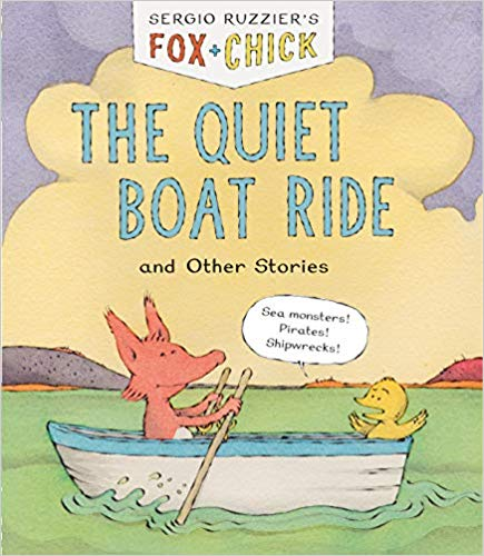 Fox & Chick The Quiet Boat Ride